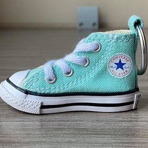 Converse All Star Chuck Taylor Hi Shoes Keychain